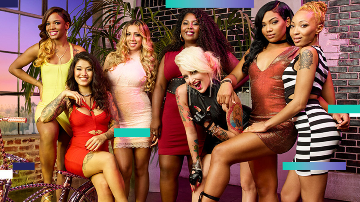 Bad Girls Club Oxygen Official Site