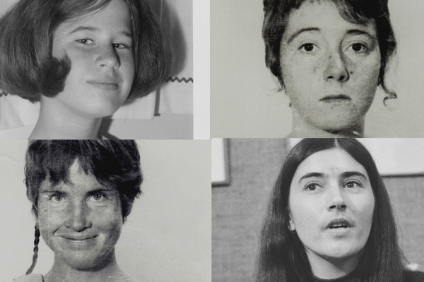 The Manson Family Tree: The Women