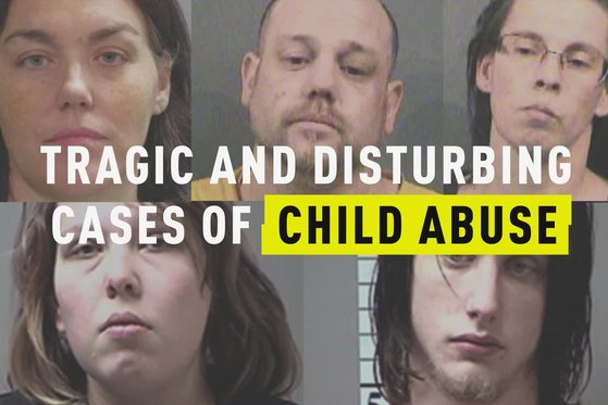 Tragic and Disturbing Cases of Child Abuse