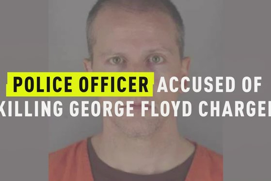 Police Officer Accused Of Killing George Floyd Charged