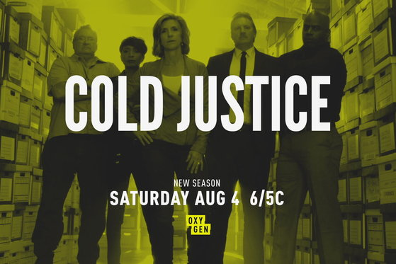 A New Season of Cold Justice Premieres August 4th!