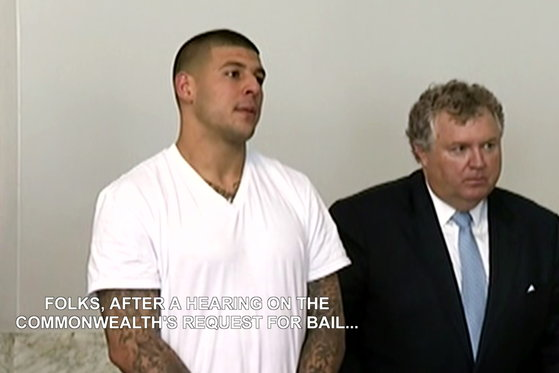 Aaron Hernandez Uncovered: Held without Bail