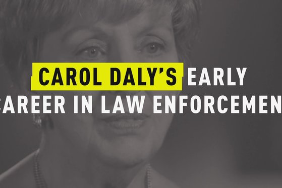 Golden State Killer Main Suspect: Carol Daly's Early Career in Law Enforcement