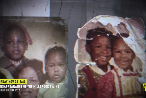 The Disappearance of The Millbrook Twins Premieres Saturday, November 23rd