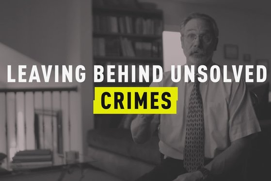Method of a Serial Killer: Leaving Behind Unsolved Crimes